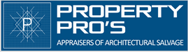 Deconstruction and Reusable Building Material Appraisals : Property Pros Logo
